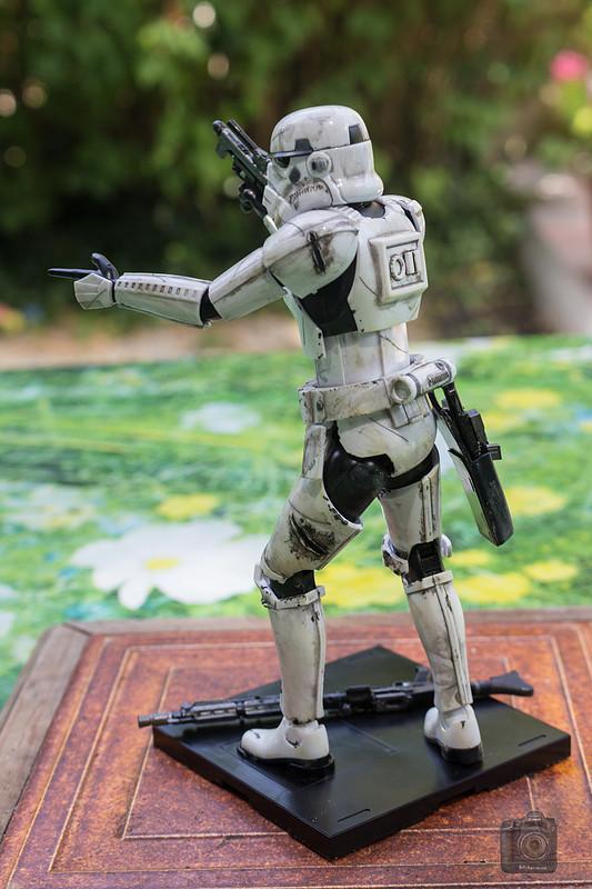 BANDAI Stormtrooper 1/12 Convert