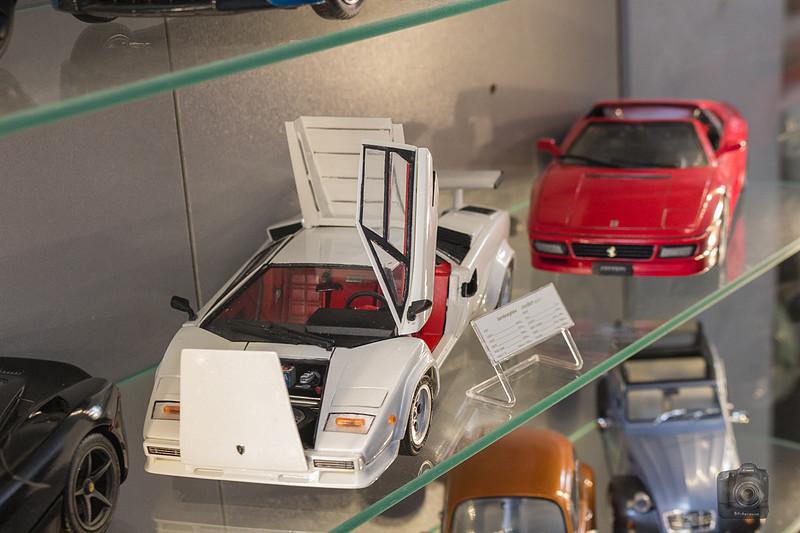 FUJIMI Lamborghini Countach 5000s 1/24 Convert